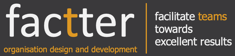Factter - organisation design and development