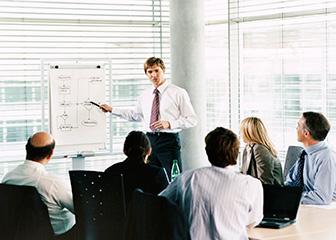 herbepalen en implementeren van de nieuwe strategie